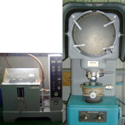 Optical projector & Universal material testing machine